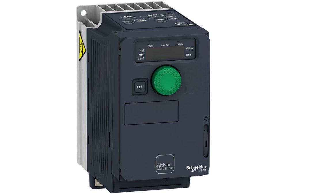 Altivar Machine ATV320 är robust, enkel att driftsätta och lätt att integrera