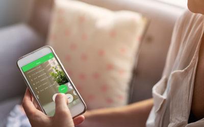 Wiser – styr belysningen med en app!