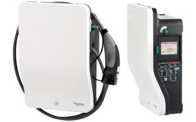 Schneider Electric har nu uppgraderat sin hemmaladdare med RDC-DD skydd