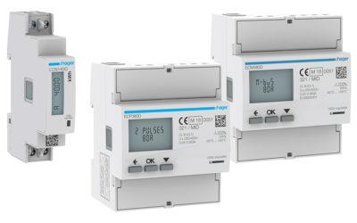 Helt nytt sortiment av intelligenta energimätare