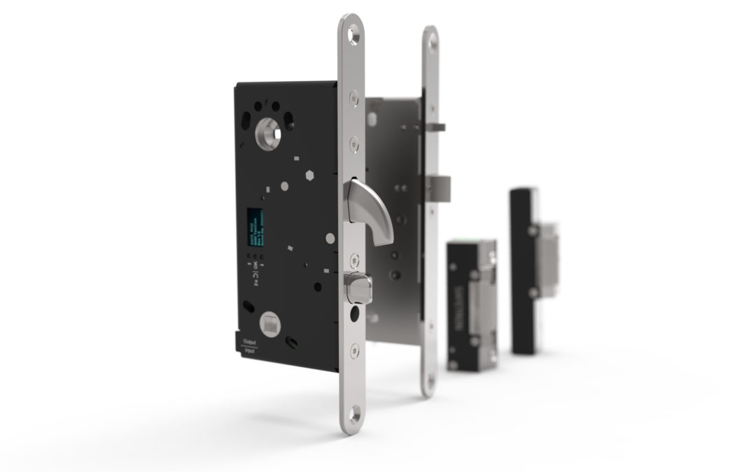 Elektroniska lås från Safetron