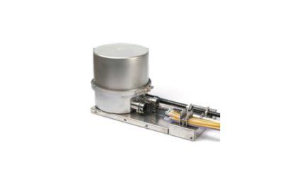 Optoskarvbox för mikrokabel/rör