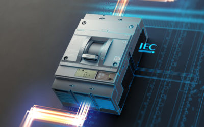 Nu finns Siemens effektbrytare av den nya moderna generation 3VA hos oss.