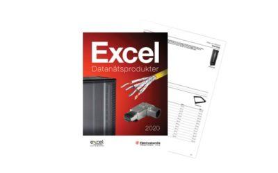 Ny datanätskatalog från Excel