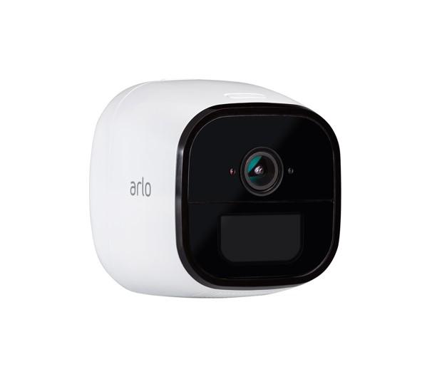 Övervakningskamera med 4G anslutning