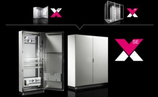 VX SE fristående kapslingssystem.