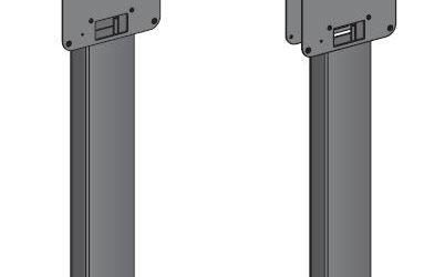 Schneider lanserar nya stolpar för Evlink Wallbox