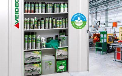 Utökat sortiment av kemtekniska produkter från VEIDEC – miljö och hälsa i fokus